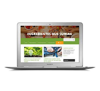 Blog Intermon Oxfam · Ingredientes que suman